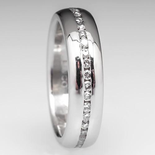 Diamond Eternity Wedding Band Ring
