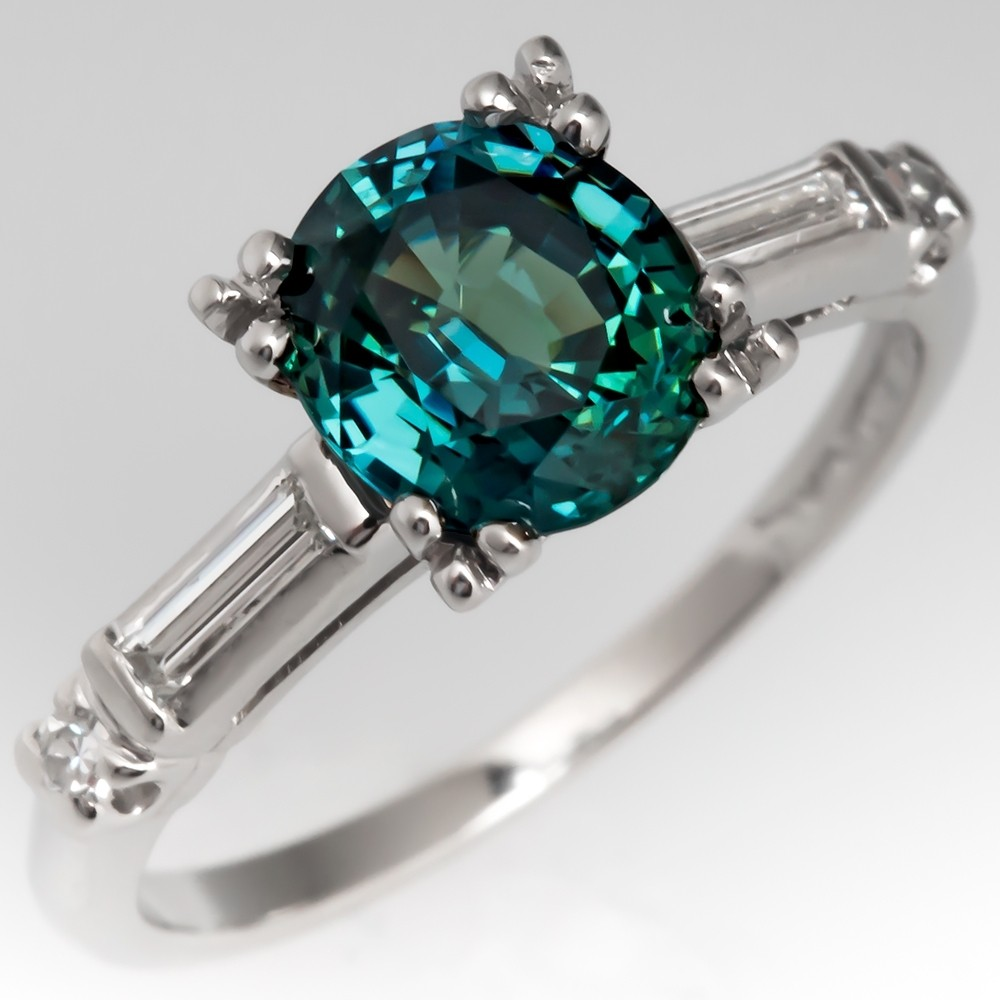 sapphire vintage engagement amazing montana green platinum eragem blue mounting ring rings