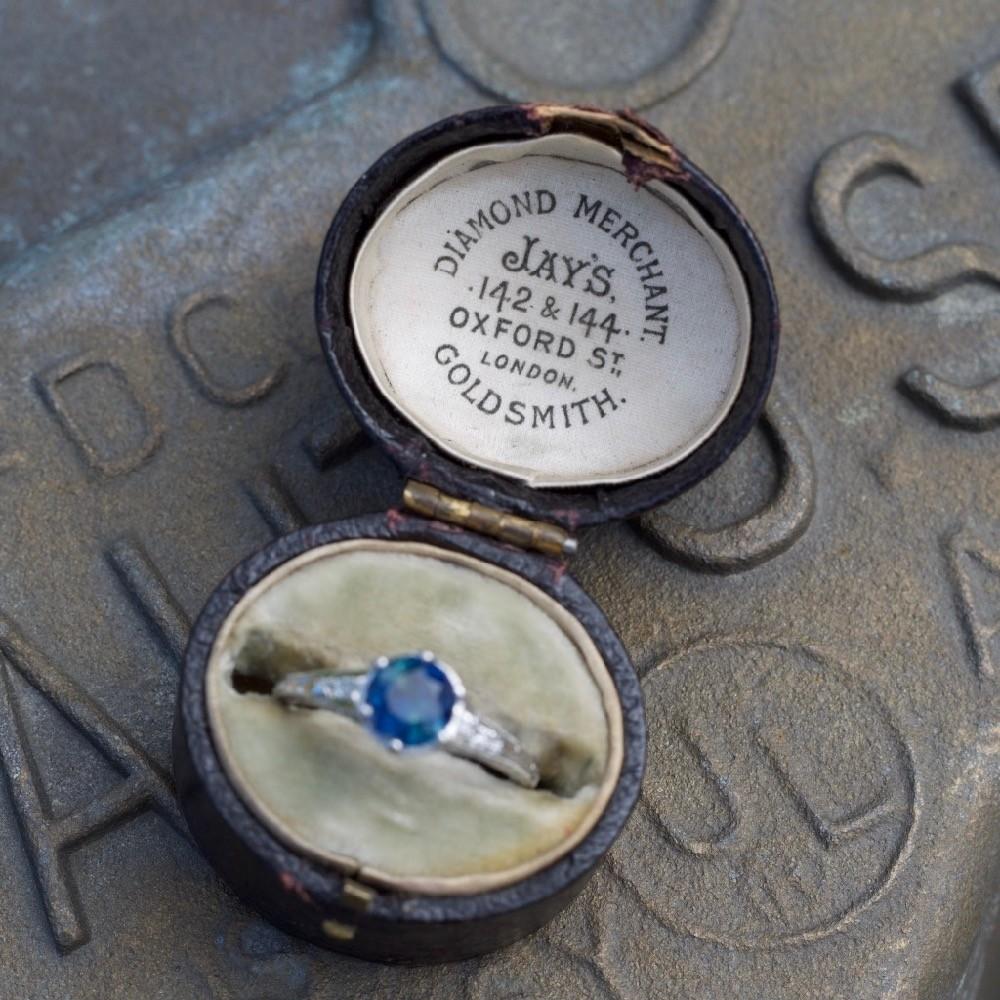 Jay's Diamond Merchant Goldsmith Ring Box