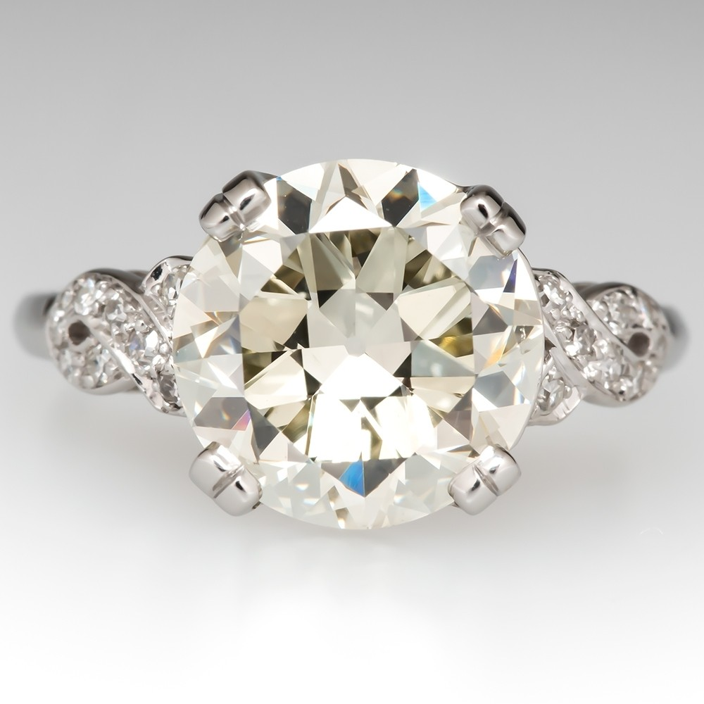 Transitional Cut Diamonds
