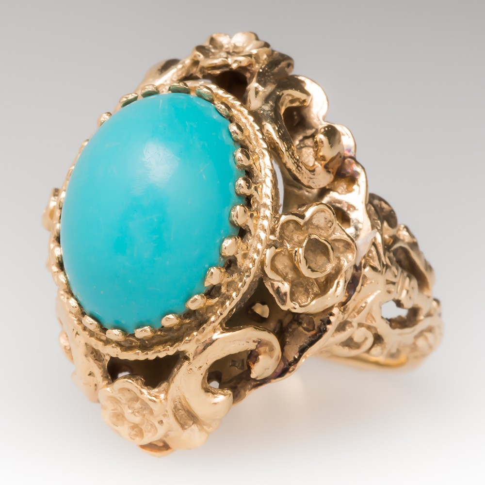 pointe of silver turquoise collections virtual rings sandi library and