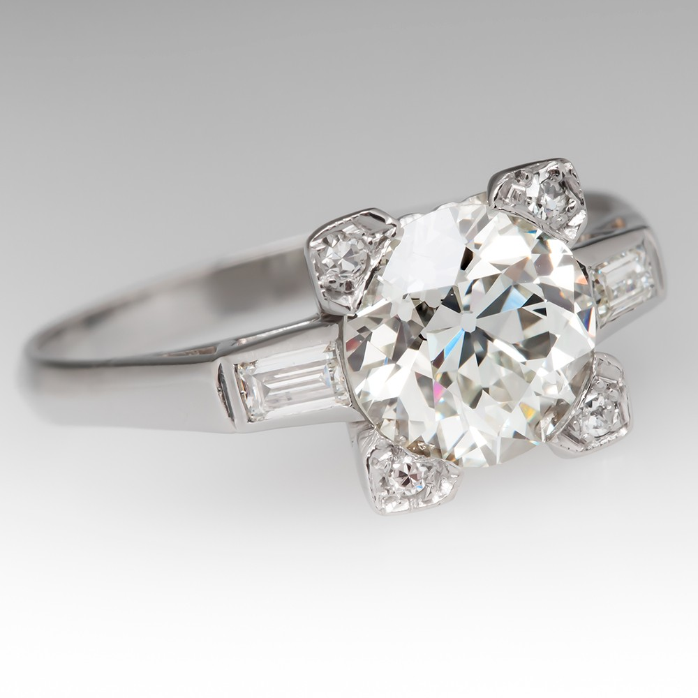 engagement stone white with en center cut blog ct rings diamond sylvie gold rectangular the us emerald ring