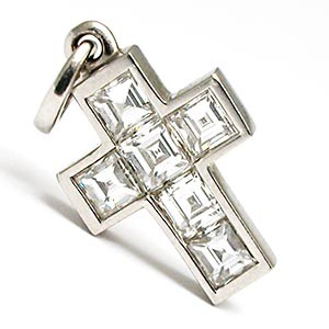 Cartier Diamond Cross
