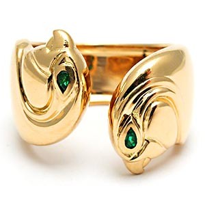 Cartier Mens Bird Ring