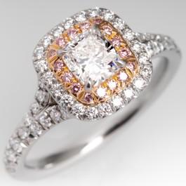 Pink Sapphire Ring Tiffany