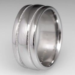 Scott Kay Wedding Band Ring
