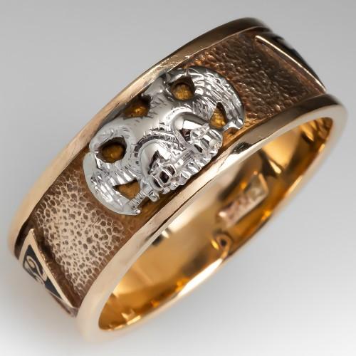 20ec61959b297 Vintage & Estate Men's Jewelry | EraGem