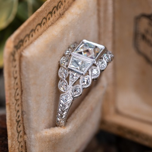 Vintage Engagement Rings Antique Diamond Rings Eragem