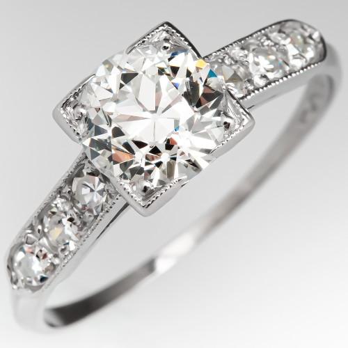 Vintage Engagement Rings | Antique Diamond Rings | EraGem