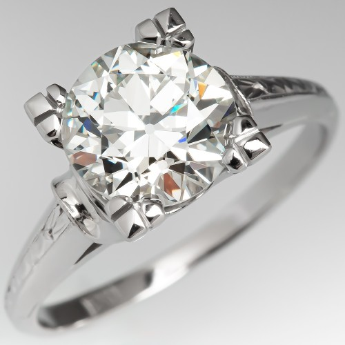 Vintage Engagement Rings | Antique Diamond Rings | EraGem