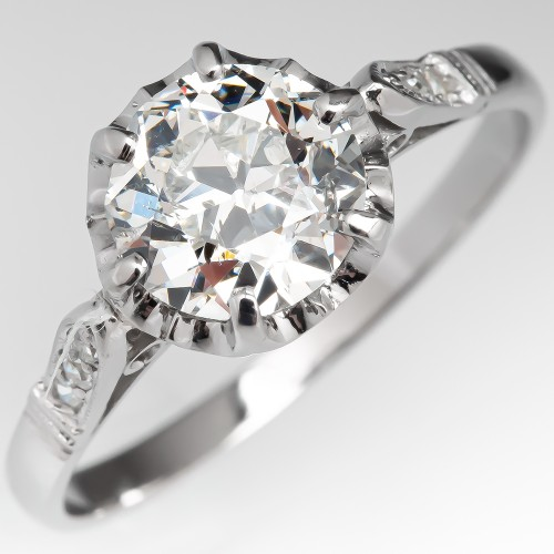 Old Mine Cut and Old European Cut Diamonds | EraGem