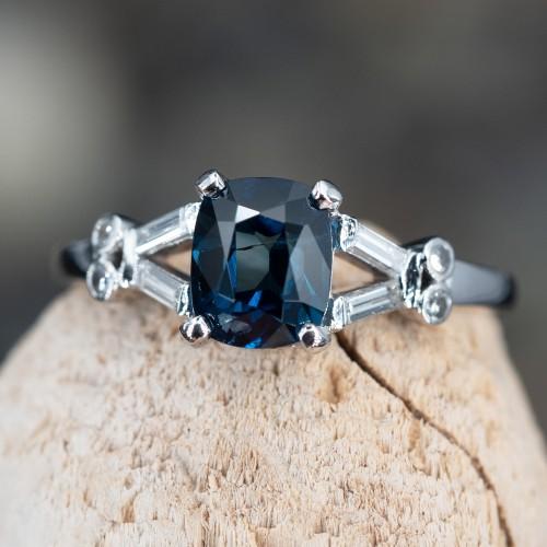 Sapphire Engagement Rings | Blue Green & Montana | EraGem