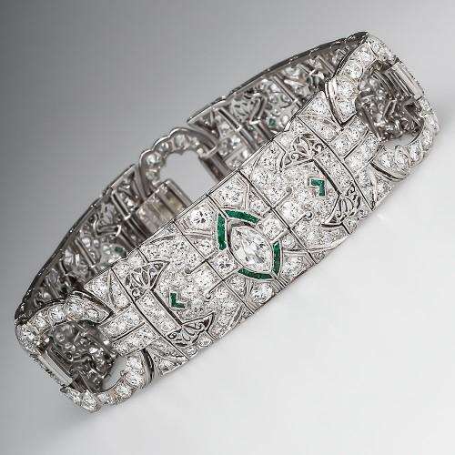 3476e716b44 Vintage and Estate Bracelets