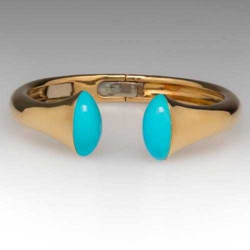 TITOPEDRINI Iside Turquoise Bracelet