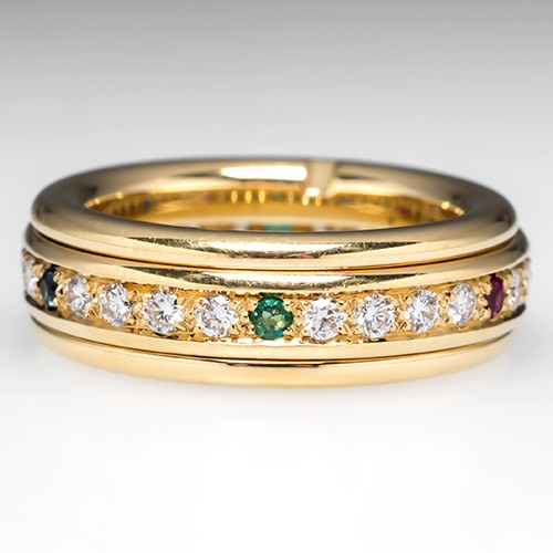 D'ARSY Band Ring