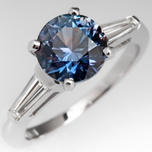 Montana Sapphire Engagement Rings