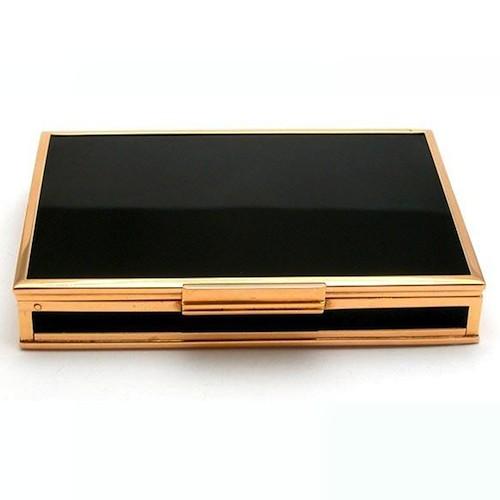Van Cleef & Arpels Vintage Mirror Compact Box Minaudiere