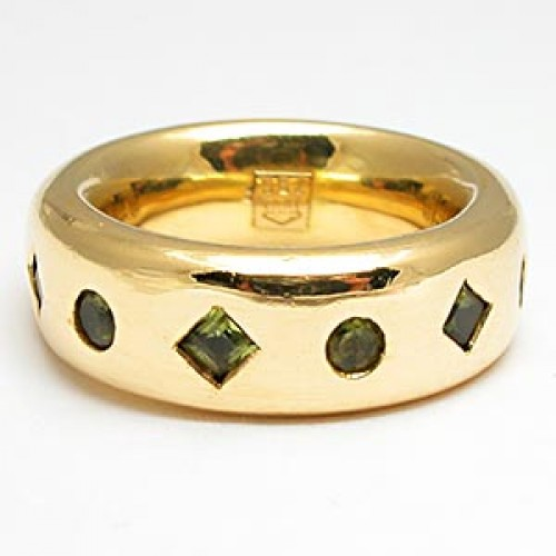 Temple St Clair Peridot Ring