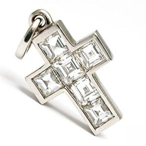 Cartier Diamond Cross