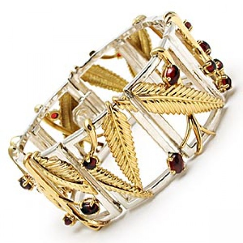 Tiffany Nature Cuff Bracelet