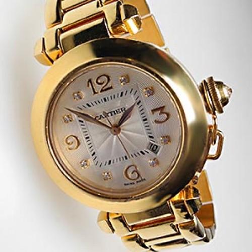 Pasha De Cartier Ladies Watch 2397