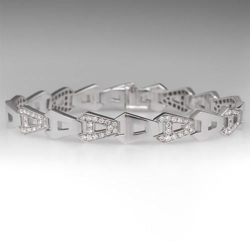 Asprey Diamond Bracelet